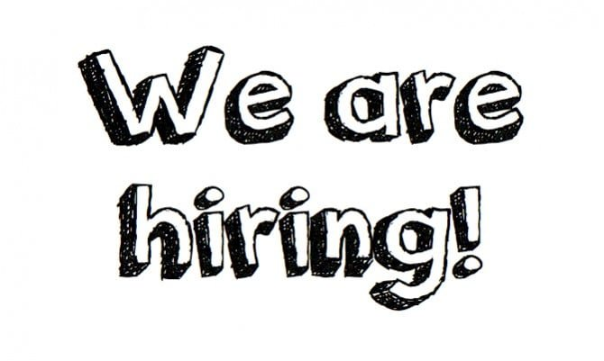 Staff Wanted Adventure Cafe